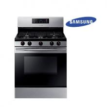 Samsung 30 in.  Gas Range in Stainless Steel